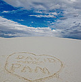 Heart In The Sand by David Arment