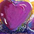 Heart Of Love by Bernadette Krupa
