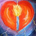 Heart On Fire by Denise Warsalla