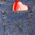 Heart Out Of Pocket by Roman Milert