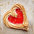 Heart Shaped Cookie Square Format by Matthias Hauser