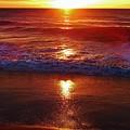Heart Shaped Sunbeam 2 3/9 by Mark Lemmon