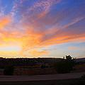 Heart Sunset by Augusta Stylianou