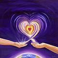 Heart Unity by Teresa Gostanza