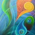 Heart Yin Yang by Reina Cottier