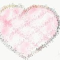 Heartful Of Thanks by Barbara Bellissimo