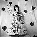 Hearts With Strings Attached by Underwood Archives