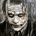 Heath Joker by Timothy Scoggins