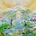 Heaven On Earth by Anne Cameron Cutri