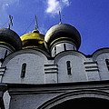Heavenly Look - Moscow - Russia by Madeline Ellis
