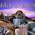 Heavenly Peace On Earth  by Reggie Duffie