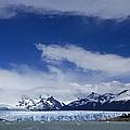 Heavenly Perito Moreno Glacier by Michele Burgess