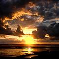Heavenly Sunset by Athena Mckinzie