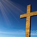 Heaven's Cross by Michael Waters