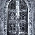 Heaven's Gate Bw by Shannon Louder