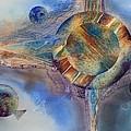 Heavens Gate by Tara Moorman