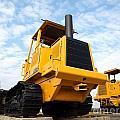 Heavy Construction Equipment by Yali Shi