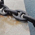 Heavy Duty Anchor Chain by Terry Cobb