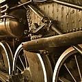 Heavy Steel by Rick  Monyahan