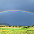 Heber Valley Rainbow by Johnny Adolphson