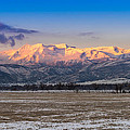Heber Valley Sunrise by TL  Mair