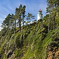 Heceta Head Lighthouse 1 A by John Brueske