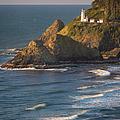 Heceta Head Lighthouse by Brian Jannsen