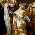 Hecuba And Polyxena by Merry-Joseph Blondel