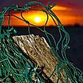 Heeia Sunrise by Laarni Montano