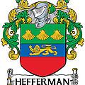 Hefferman Coat Of Arms Irish by Heraldry