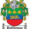Heffernan Coat Of Arms Irish by Heraldry