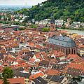 Heidelberg Deutschland Germany by Matthias Hauser