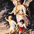 Heiliger Schutzengel  Guardian Angel 6 Pastel by MotionAge Designs