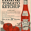 Heinz 1910s Usa by The Advertising Archives
