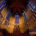 Heinz Memorial Chapel Pittsburgh Pennsylvania by Amy Cicconi