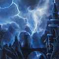 Heisenburg's Castle by James Christopher Hill