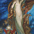 Helen Glorified by Gustave Moreau