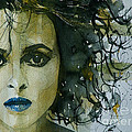Helena Bonham Carter by Paul Lovering