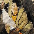 Helene #12 - Figure Series by Mona Edulesco