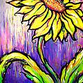 Sunflower I by Nada Meeks