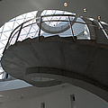 Helical Staircase by Liane Wright