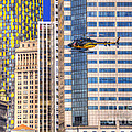 Helicopter In The City by Juli Scalzi