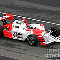 Helio Castroneves Indy by Bryan Maransky