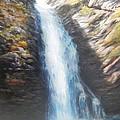 Hell Roaring Falls by Patti Gordon