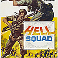 Hell Squad, Poster Art, 1958 by Everett