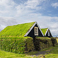 Hellissandur Turf Houses by For Ninety One Days