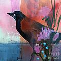 Hello Crow by Robin Maria Pedrero