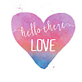 Hello There Love by Jo Moulton