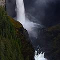Helmcken Falls 3 by Bob Christopher