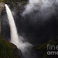 Helmcken Falls 1 by Bob Christopher